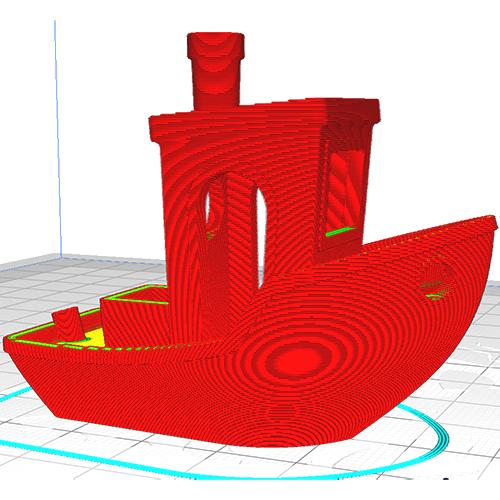 Слайсер для 3D печати